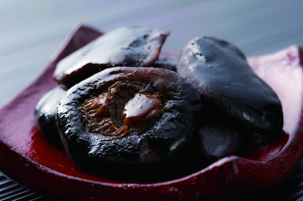 椎茸のおふくろ煮