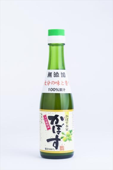 姫野一郎商店_お歳暮商品2016_かぼす果汁