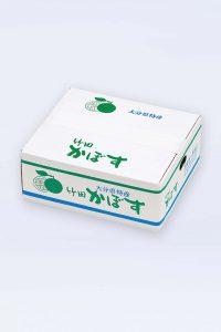 贈り物_大分県竹田産_家庭用かぼす2kg